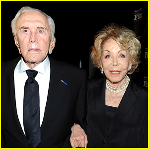 Anne Douglas, Widow of Kirk Douglas, Has Sadly Died at 102