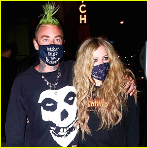 Avril Lavigne Opens Up About Making Music With Boyfriend Mod Sun