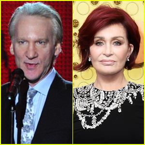 Sharon Osbourne to Give First Post-'Talk' Exit Interview to Bill Maher