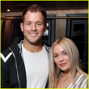Cassie Randolph Addresses Colton Underwood's Coming Out for First Time (Video)