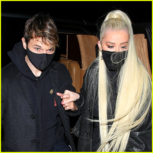 Christina Aguilera Makes Rare Appearance with Fiance Matthew Rutler to Celebrate His Birthday! (Photos)