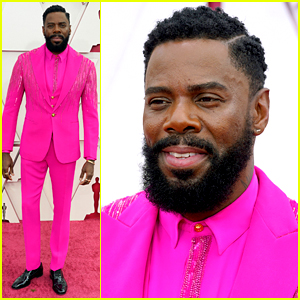 Colman Domingo's Pink Suit at Oscars 2021 Is an Incredible Fashion Moment!