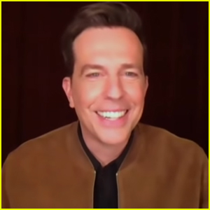 Ed Helms Reveals the Surprising Person Who Called Him By His 'Office' Nickname - Watch Now!
