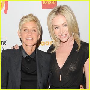 Ellen DeGeneres Drank 3 'Weed Drinks' Before Driving Portia De Rossi to the Hospital