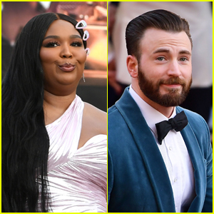 Lizzo Drunkenly Slides Into Chris Evans' DMs - See What She Wrote!