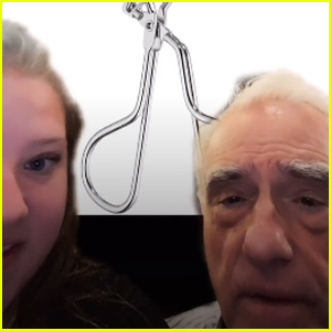 Martin Scorsese Tries to Identify Feminine Products in Daughter Francesca's Viral TikTok Video