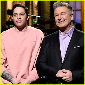 Pete Davidson Reveals How a Lie He Told Caused Alec Baldwin to Lose 100 Pounds