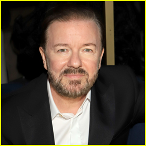 Ricky Gervais Trolls the Oscars 2021 With an Infamous Reference