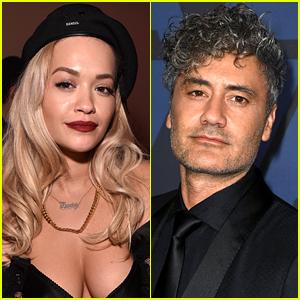 Rita Ora & Taika Waititi Spark Dating Rumors with Cozy Photo