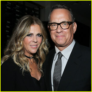 Rita Wilson Explains Why She & Tom Hanks Haven't Been Vaccinated Yet