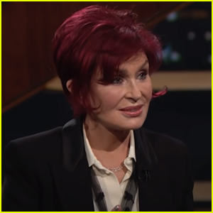 Sharon Osbourne Speaks Out For First Time Since Leaving 'The Talk'