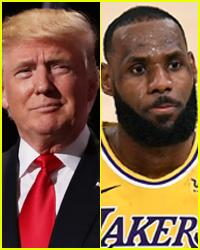 Donald Trump Calls LeBron James 'Racist' for Controversial Post