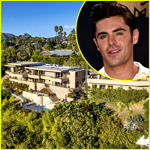 Zac Efron Is Selling His L.A. Home & We Have All the Photos from Inside the House!
