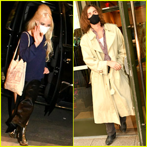 Anya Taylor-Joy Spotted at NYC Hotel with Boyfriend Malcolm McRae Amid 'SNL' Rehearsals