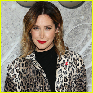 Ashley Tisdale Shares The First Images of Daughter Jupiter's Face To Celebrate Her First Mother's Day