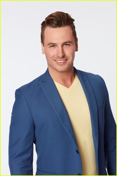 Brendon on The Bachelorette