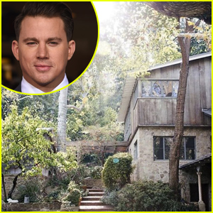 Look Inside Channing Tatum's Brand New Rustic Home He Just Bought for $5.6 Million