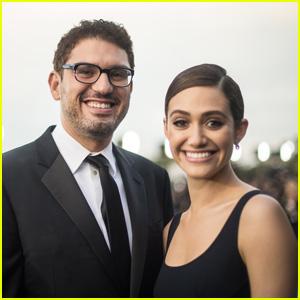 Emmy Rossum & Husband Sam Esmail Welcome Their First Child!