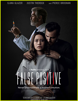 Hulu's 'False Positive' Trailer Is Giving Us 'Rosemary's Baby' Vibes - Watch Now!