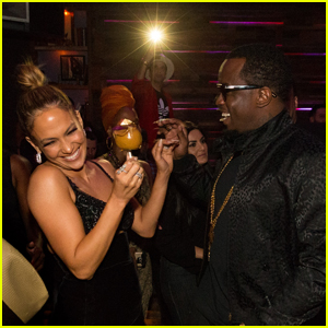Sean 'Diddy' Combs Posts a Timely Throwback Photo With Ex Jennifer Lopez!