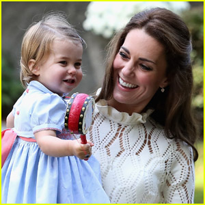 Kate Middleton Shares Adorable New Photo of Daughter Princess Charlotte Ahead of Her Sixth Birthday!