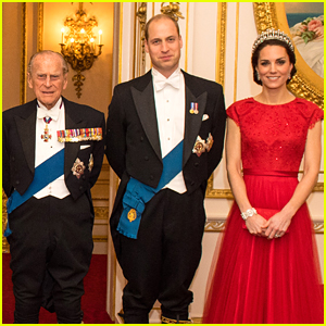 Kate Middleton & Prince William Send Letter To Royal Fans After Prince Philip's Death
