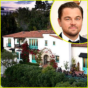 Leonardo DiCaprio Buys L.A. Mansion from a 'Modern Family' Star - See Photos from Inside!