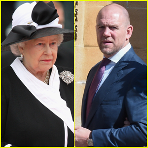 Zara Tindall's Husband Mike Reveals Why Queen Elizabeth Asked the Royal Family to 'Leave' After Prince Philip's Funeral