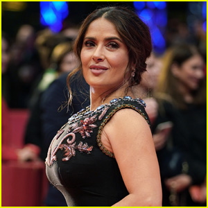 Salma Hayek Says She's Still Recovering After Near Fatal Case of COVID-19