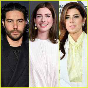 Anne Hathaway, Tahar Rahim, Marisa Tomei & More to Star in Rom-Com 'She Came to Me'