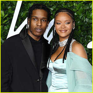 A$AP Rocky Makes Rare Comments About Girlfriend Rihanna