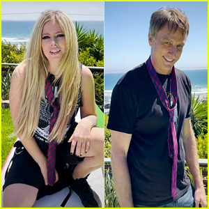 Avril Lavigne Made An Epic TikTok Debut With 'Sk8er Boi'!