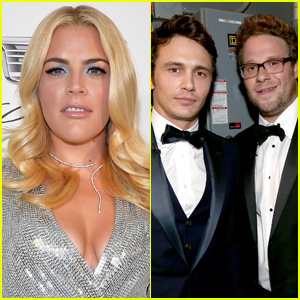 Busy Philipps Weighs In on Seth Rogen Saying He Won't Work with James Franco Again