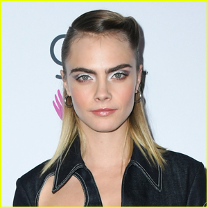 Cara Delevingne Says She Considered Getting a Boob Job Because She Thought Her Breasts Looked 'Uneven'