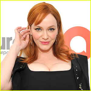 Christina Hendricks Says She Would Be Asked About Her Bra Size During 'Mad Men' Press