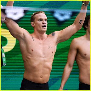 Cody Simpson Achieves a Personal Best, But Falls Short in First Olympic Trials Event