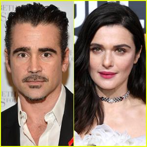 Colin Farrell & Rachel Weisz to Reunite for New Comedy!