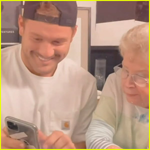Colton Underwood Shares Hilarious Video of His Grandma Helping Him Swipe on Tinder