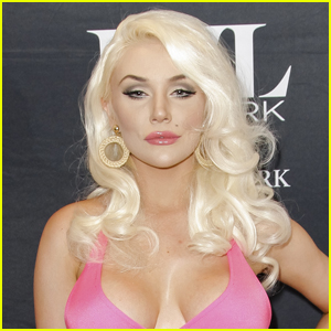 Courtney Stodden Debuts a Brand New Look