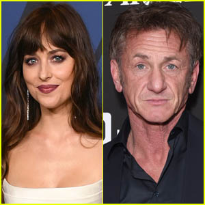 Dakota Johnson & Sean Penn to Star in 'Daddio'