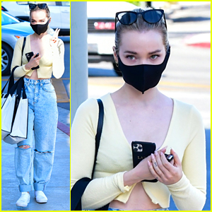 Dove Cameron Goes Shopping After Opening Up About 'Powerpuff' Pilot