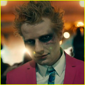 Ed Sheeran Drops New Song 'Bad Habits,' Turns Into a Vampire for the Music Video!