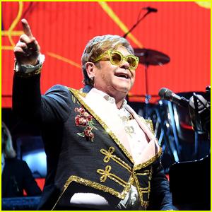 Elton John Announces Final 'Farewell Yellow Brick Road' Tour Dates!