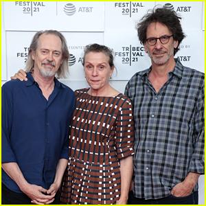 Frances McDormand Reunites With Steve Buscemi & Joel Coen For 'Fargo's 25th Anniversary