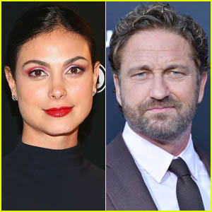 Gerard Butler & Morena Baccarin to Star in 'Greenland' Sequel