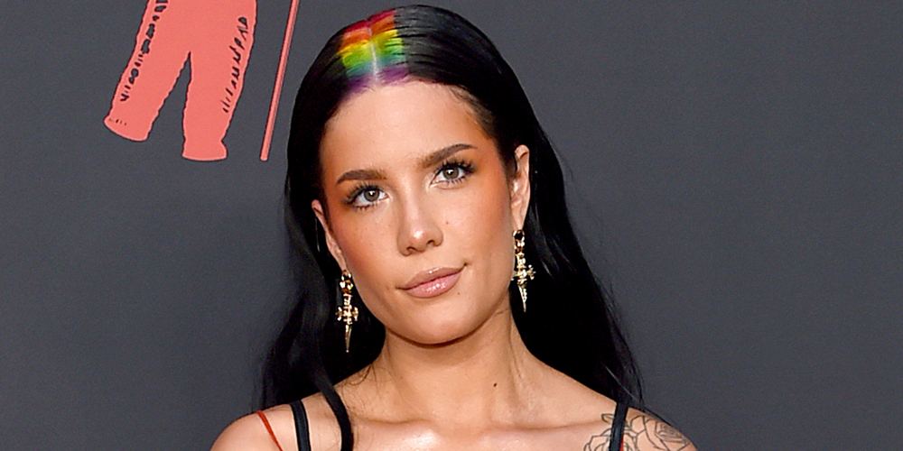 Halsey Donates $100,000 for 'Universal' Baby Shower to Support Soon-To-Be  Parents | Halsey | Just Jared