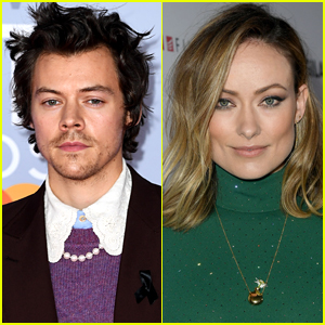 Olivia Wilde Was Asked About Harry Styles & Here's What She Said