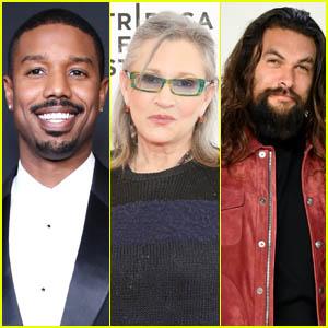 Hollywood Walk of Fame 2021: Michael B. Jordan, Carrie Fisher, Jason Mamoa & More to Receive Stars!