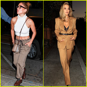 Jennifer Lopez & Rita Ora Both Spotted at Craig's After Their Recent Meeting