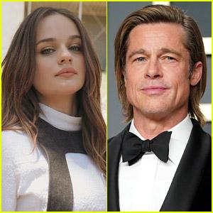 Brad Pitt & Joey King's 'Bullet Train' Movie Gets a Release Date